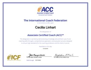 ICF ACC - Cecilia Linhart